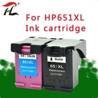 hp officejet 651 Ink Cartridge for HP 651 651 XL Ink for HP Deskjet 5575 5645 officejet 202 252 Printer (1)