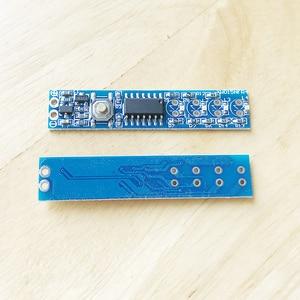 Image 1 - 1 s 18650 Lithium Batterij Capaciteit Indicator Procent Niveau Tester LED Power Display Board Monitor 3.7 v 4.2 v Li Ion lipo Batterij