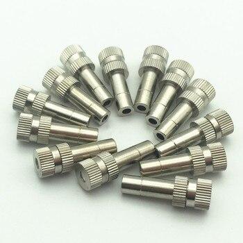 S343 6mm slip lock mist nozzles without filter 600pcs; With filter nozzles 300pcs; thread nozzles 250pcs