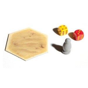 Image 5 - Catan לוח משחק משפחת קלף משחק צעצועים חינוכיים נושא אנגלית מקורה צד שולחן ספקי צד