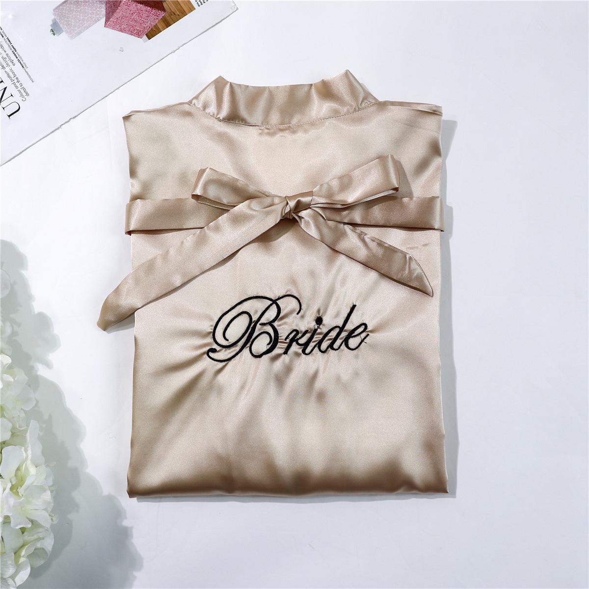 Bride - Champagne