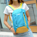LAYZLIFE Nylon Waterproof Backpack Luminous Ultralight Travel Bag Men Women Backpack 7 Colors