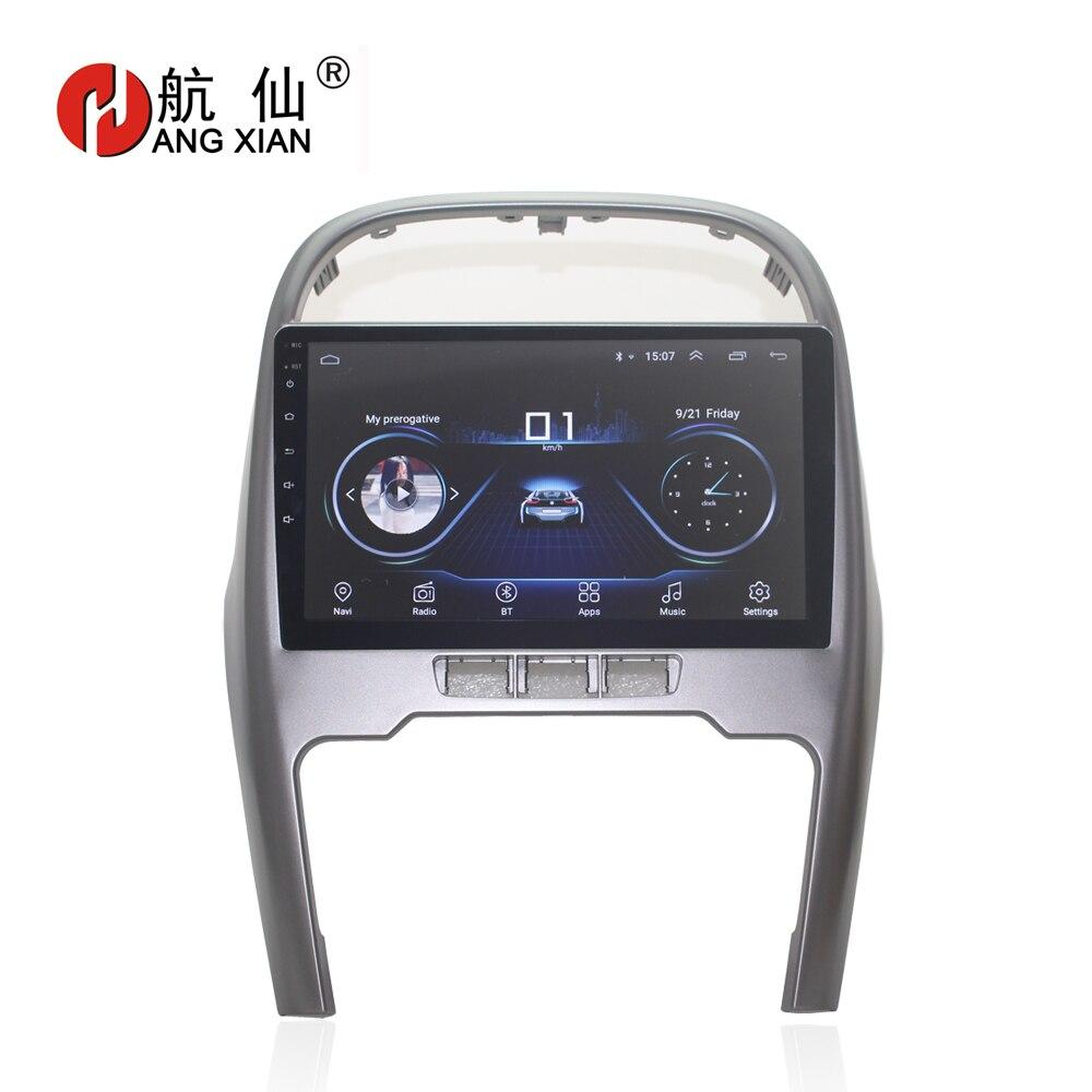 HANG XIAN 10.1 Quadcore Android 8.1 Car radio for Chery Tiggo 3 2014-2015 car dvd player GPS navi bluetooth wifi steering wheel