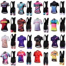 MILOTO Women Cycling Sets Summer cycling jersey set Road Bicycle Jerseys MTB bike Wear Breathable Cycling Clothing велосипед