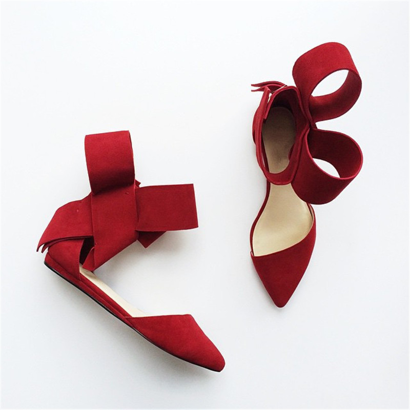 Ankle Tie Shoe Casual