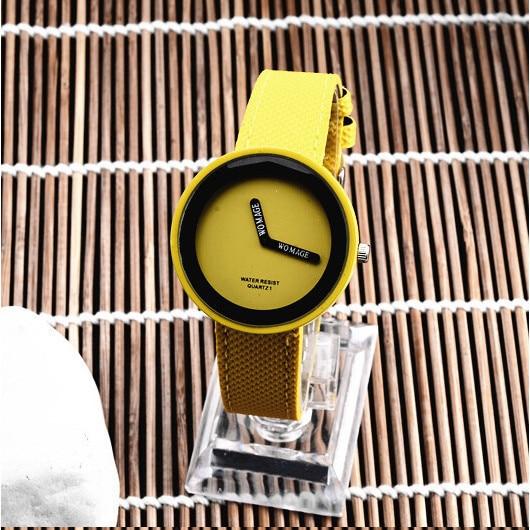 Watch Women Watches Leather Women's Watches Fashion Ladies Watch Women Clock 2