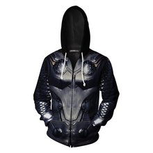 Avengers End Game Thor Themed Print Hoodie