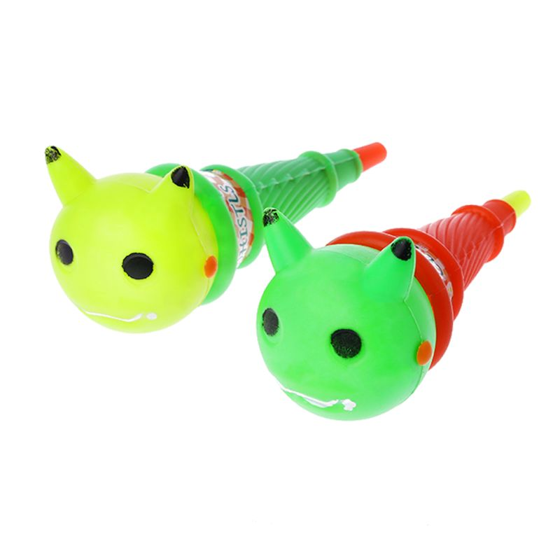 1 Stück Neuheit Eis Reifenplatzer Pfeifen Geburtstag Krachmacher Kid Spielzeug Party Supplies Hot Neue Top Wassermelonen