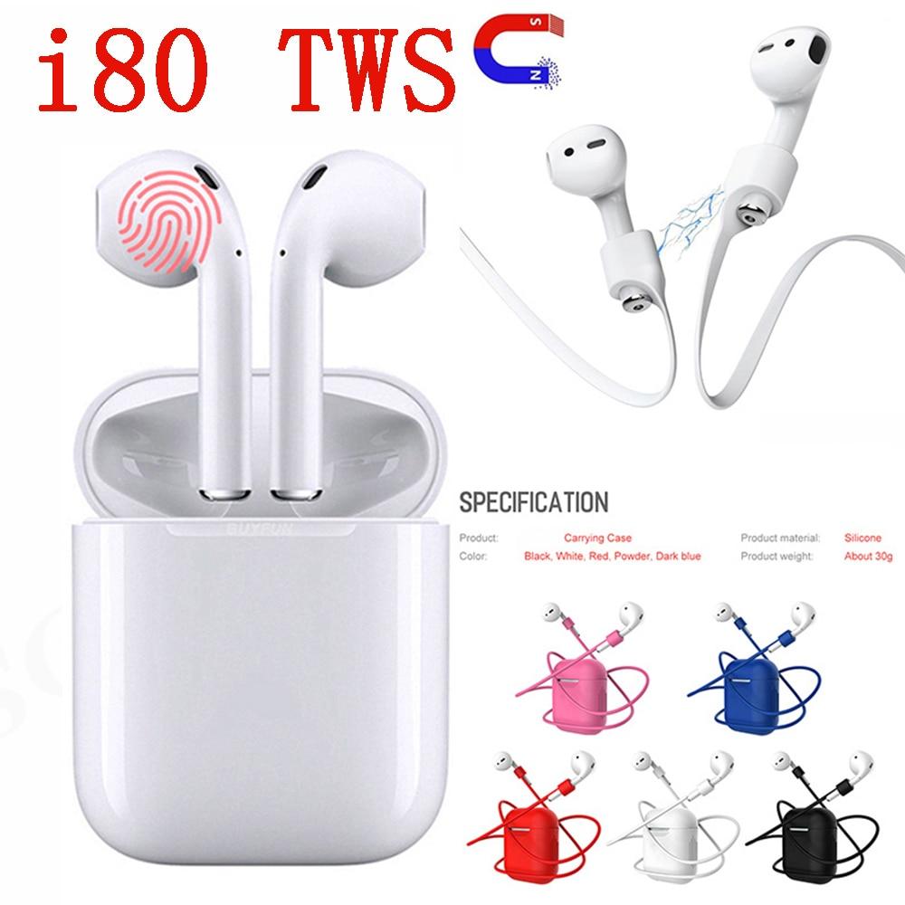 2019 Pop-up meilleur i80 tws sans fil écouteur Bluetooth 5.0 tactile casque Subwoofer écouteurs pk i10 12 14 16 18 20 30 60 80 88 tws