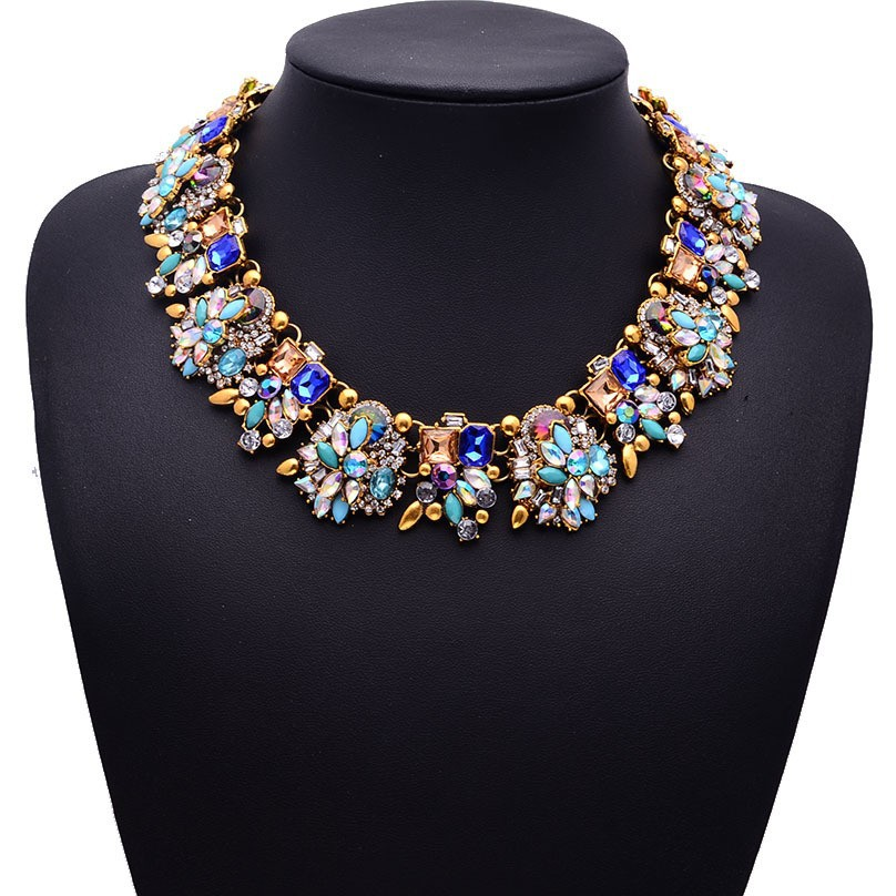 HTB14H3JaInrK1RkHFrdq6xCoFXaU - Miwens Collar Za Necklaces Pendants Vintage Crystal Maxi Choker Statement Silver Color Collier Necklace Boho Women Jewelry