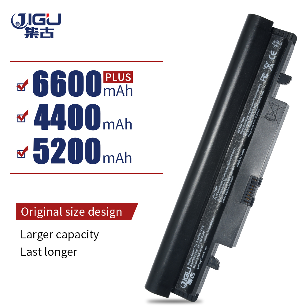JIGU Laptop Battery For Samsung  AA-PB2VC6B AA-PB2VC6W AA-PL2VC6B AA-PL2VC6W N218 N143 N145 N148 N150 N230