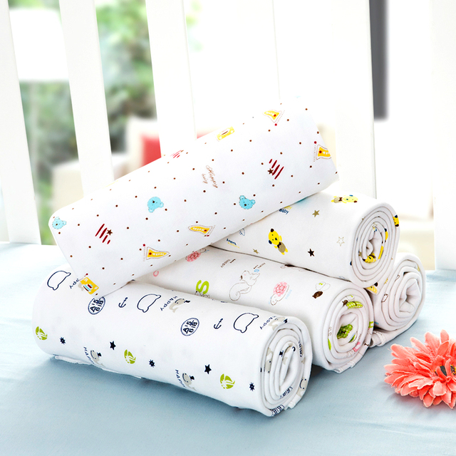 New Arrival Cotton Cloth Baojin Newborn Blankets Baby Blanket Summer