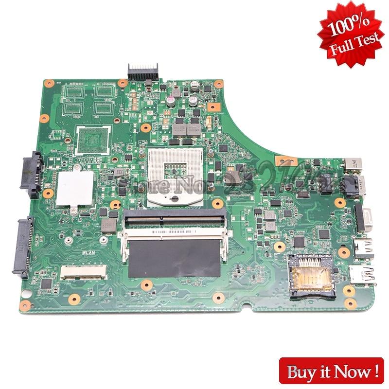NOKOTION N3CMB1300 Laptop Motherboard For Asus K53SD PC Main board Rev 2 3 HM65 DDR3