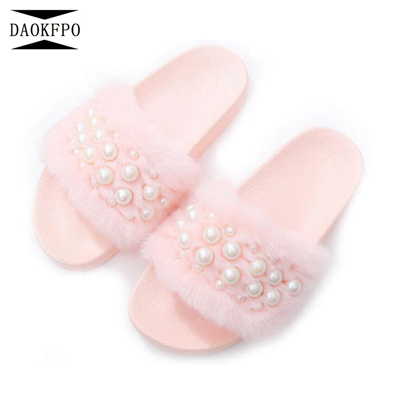 DAOKFPO Large Size 36-41shoes woman zapatos de mujer Bottom Female Flip Flops Women Home Slippers Indoor Soft Bottom NVT-36 daokfpo 2018 summer new genuine leather peacock eye crystal slippers beach slope wedges flip flops shoes woman nvt 24