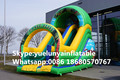 (China Guangzhou) manufacturers selling inflatable slides,Animal slides KY-669