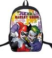 16 Pulgadas Batman Joker Diaria Mochila Niños Niñas Mochilas escolares Pikachu Mochila Para Adolescentes Niños Mochilas Mochila