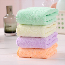 Vieruodis Bathroom Towel Super Absorbent Soft Fast Drying Gym Sport Travel Shower Sauna Hand Face Towels 5 Colors