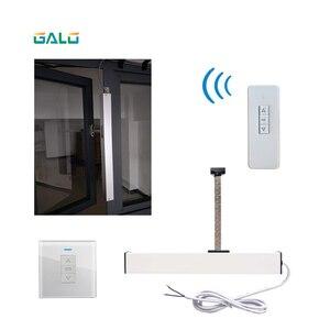 Image 3 - אוטומטי בית חלון פותחן/חשמלי בית חלון פותחן (שלט רחוק + מקלט כלולים) פתוח 300mm גודל קטן