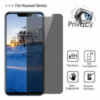 For Huawei P30 Pro P20 Pro P30 P20 Lite Privacy Glass Film Anti-Glare  Screen Protector For Huawei Mate 20 10 Pro 20X Honor 10