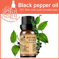 Free shopping 100% Puro planta pimenta preta 10 ml estimular a mente escape carminative
