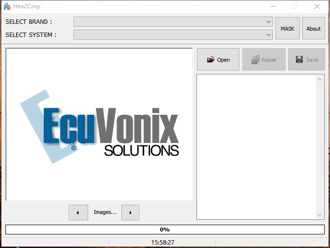 EcuVonix 3.2 IMMO universal decoding 3.2 remove IMMO code of ECU renault immo emulator green