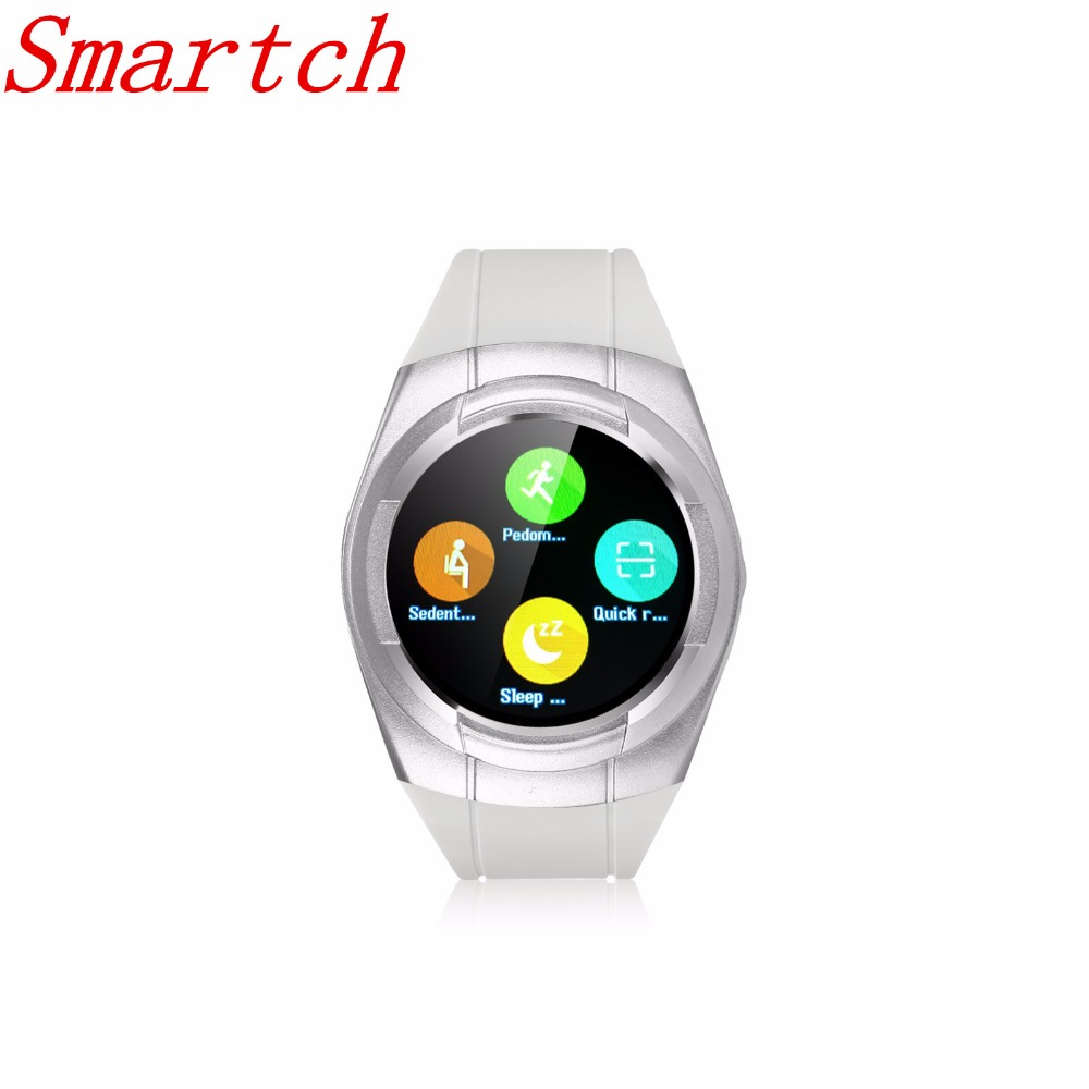 Smartch T60 Smart Watch support Nano SIM Card and TF Card With Whatsapp and Facebook & Twitter