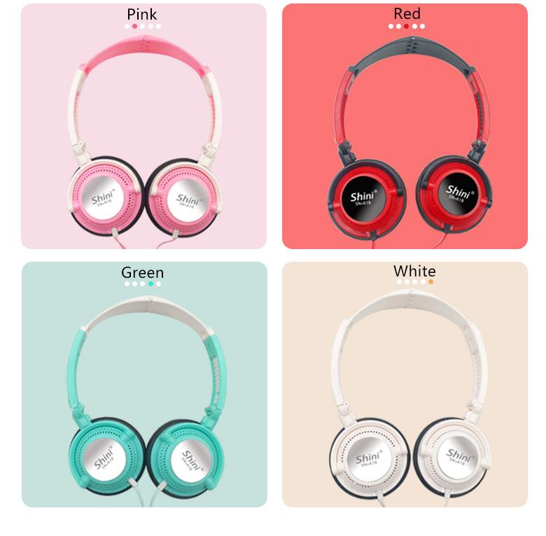 Headphone SHINI Musik dengan 32