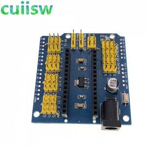Адаптер NANO V3.0, макетный экран и многофункциональная Плата расширения UNO для arduino