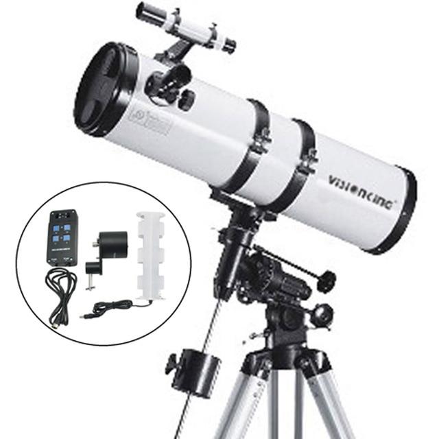come serch ineguagliabile nelle prestazioni nuova alta qualità US $482.8 15% di SCONTO Visionking 5.9 Pollici 150 750 Riflettore  Astronomico Telescopio Spaziale Luna Star Osservazione Newtoniano Montatura  ...