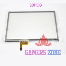 30PCS Neue Ersatz Für Nintendo 3DS Touch Touchscreen Digitizer Reparatur Teil Glas