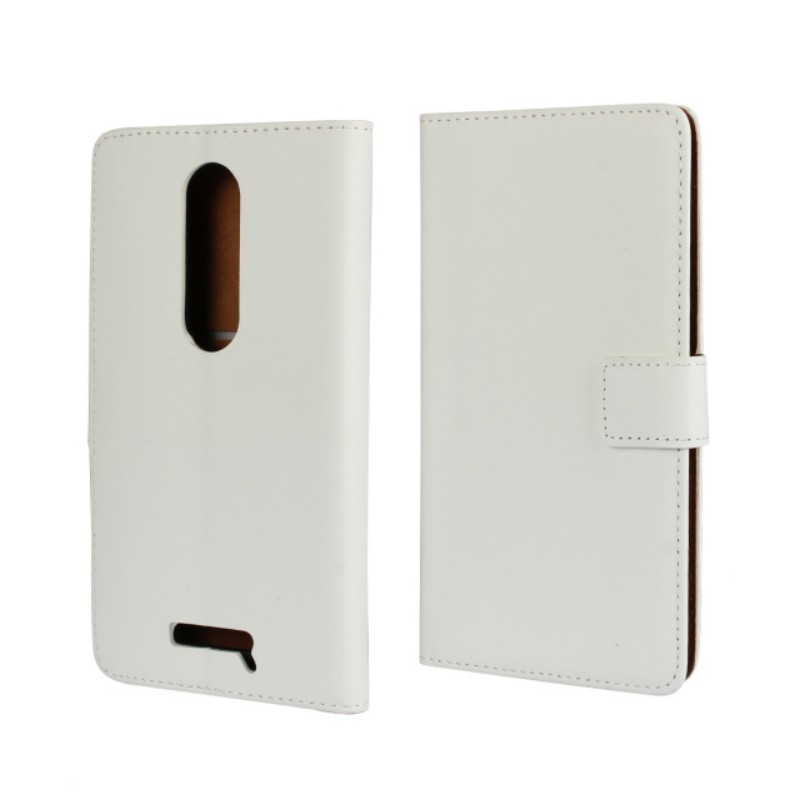 High Quality Genuine Leather Wallet Cover Case with Card Holder and Stand TV Function For Motorola Moto X Force/Droid Turbo 2