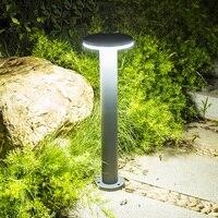 Beiaidi 야외 풍경 잔디 램프 방수 장식 정원 조명 led 기둥 울타리 빛 통로 복도 공원 기둥 램프