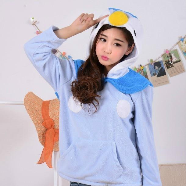 I Love Penguins Unisex Mens Womens Hooded Top Hoodie