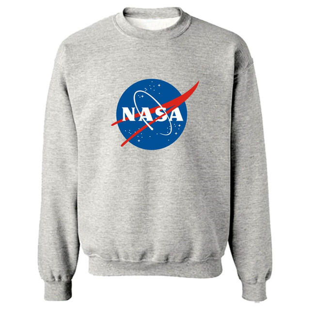 Nasa Hoodie XXXL 2016 Hip Hop High Streerwear Men Hoodies Autumn Snug Graphic Hoody Brand-Clothing Sweatshirt Harajuku Male