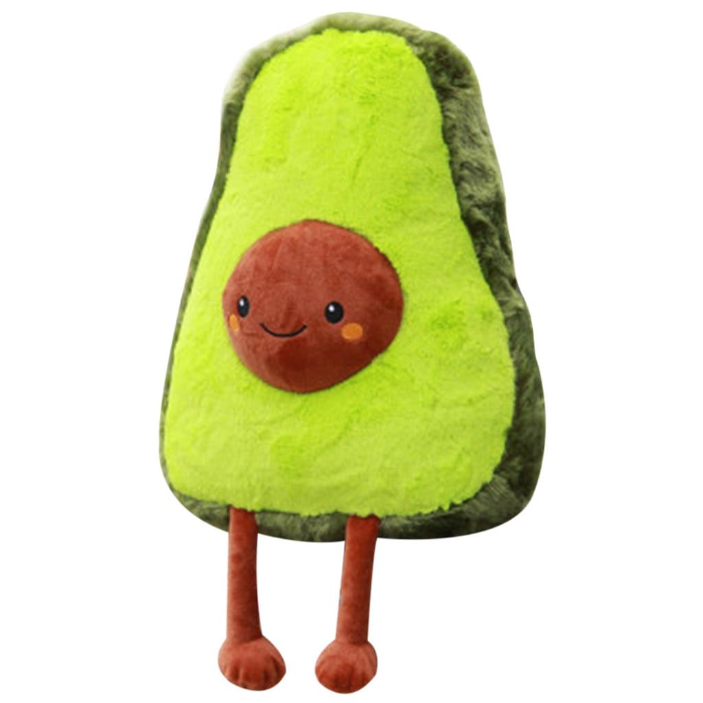1 Pc 50 Cm Avocado Pluche Gevulde Speelgoed Poppen Kussen Baby Nieuwe Jaar Kussen Voor Kids Kinderen Christams Gift Bolster