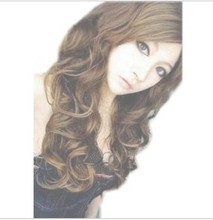Dark brown girl lovely wig fluffy long hair curly wig  Hot Selling New Heat Resistant Sexy Women's Long Wavy Wig    l