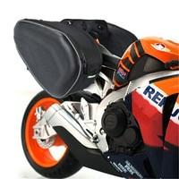 2018 Oxford Motorcycle Waterproof Saddle bags Racing Moto Helmet Bags Travel Luggage saddlebags Carbon fiber with rain cover