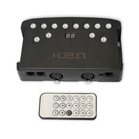 Светодиодный контроллер фирмы ltech главный контроллер dmx IR беспроводной пульт дистанционного управления 1024 канал RGB Светодиодные полосы кон
