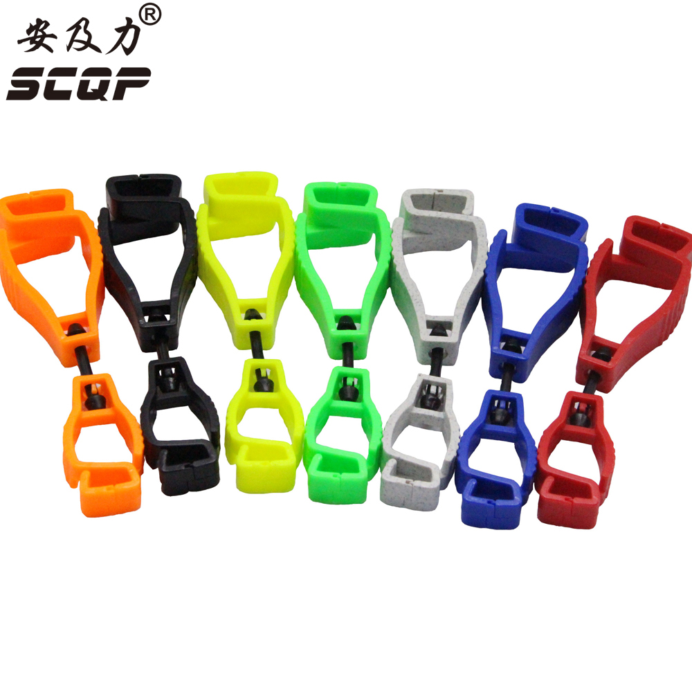 Brand High Quality Plastic Glove Clip Protective Holder