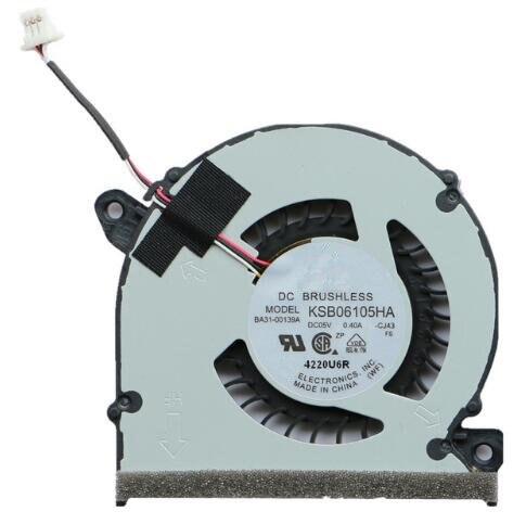 Ksb05105ha-cg50 Ba31-00136a Dc05v Fc95 Dfs440605fv0t FC95 DFS440605FV0T BA31-00136A Cooling Fan For SAMSUNG NP530U4E 530U4E