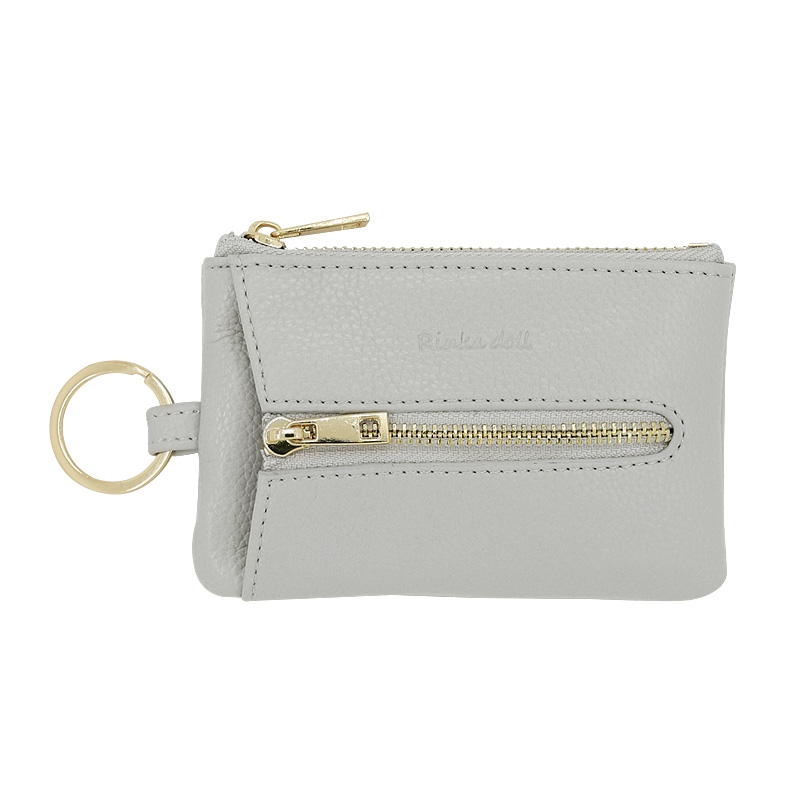 Women Key Wallet Ultra-thin Coin Bag Change Purses Coin Wallet Key Bag 5 Colors Ladies Card Holders Pouch Mini Zipper Purse portable mini coin purse pu eva box for coins earphone headphone sd tf cards cable cord wire storage key wallet bag coin purses