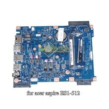 Ноутбук материнская плата Для Acer aspire ES1-512 NBMRW11003 NB. MRW11.003 SR1YV N2940 ПРОЦЕССОР EA53-BM EG52-BM MB 14222-1 448.03703.0011