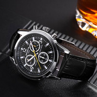 Business Style Quartz Watch Men Watches Top Luxury Brand Famous Wrist Watch Male Clock For Men