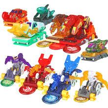 AULDEY стяжки дикая порыв деформация автомобиля фигурки мульти-автомобиль Сращивание захват вафель 360 флип трансформация автомобиля игрушки