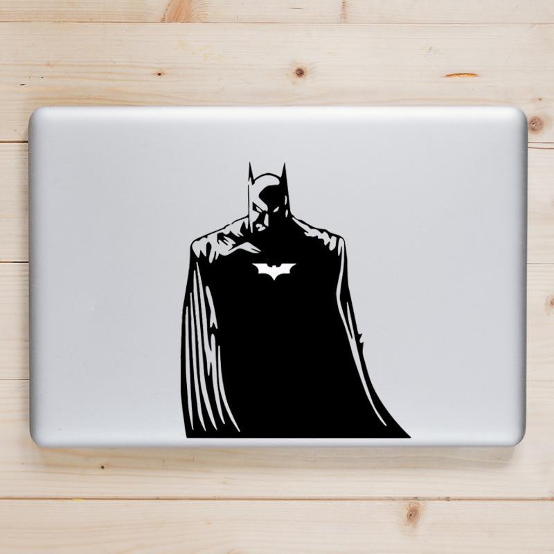 Glowing Batman Vinyl Laptop Decal for font b Apple b font font b Macbook b font