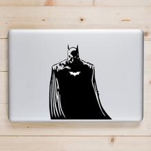 Glowing Batman Vinyl Laptop Decal for Apple Macbook Sticker Pro Air Retina 11 12 13 15 inch Dell Mac Book Skin Notebook Sticker