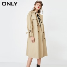 ONLY Double-breasted long wind coat  118136516