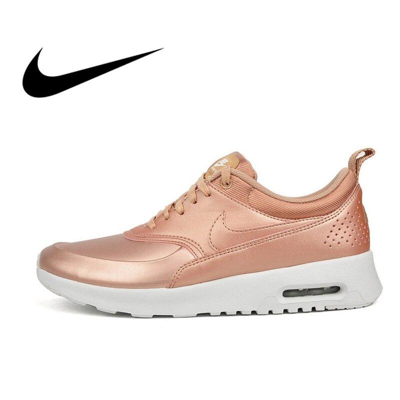 Original auténtico NIKE AIR MAX THEA SE mujeres zapatos de