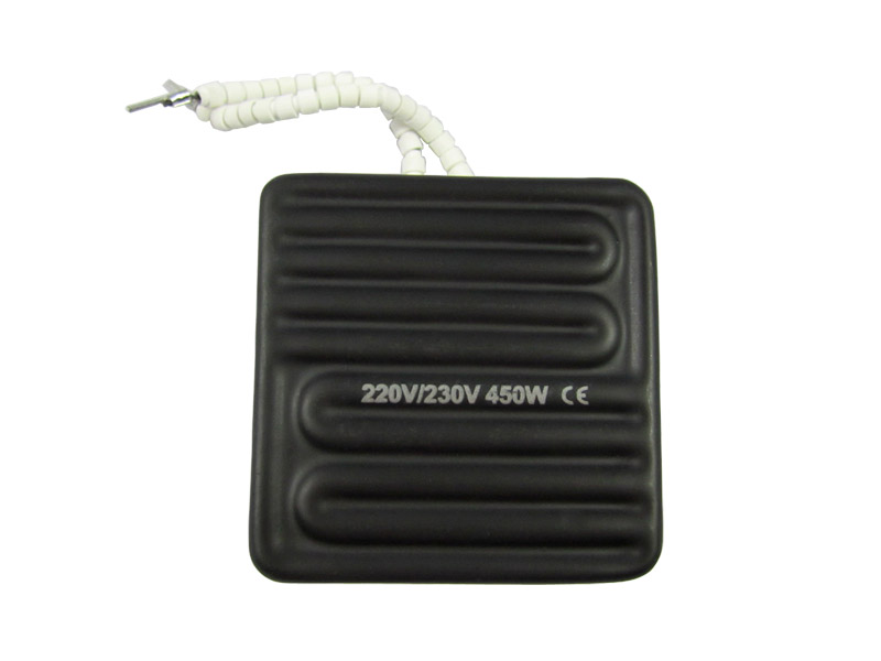 80*80mm 450W Infrared Top Upper Ceramic Heating Plate For BGA Station IR6000 IR6500 IR-PRO-SC ангельские глазки 80 mm