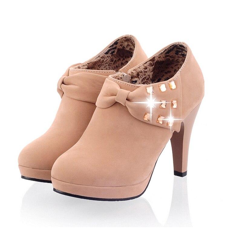 Ζεστό γυναικών Mary Jane παπούτσια μόδας - Γυναικεία παπούτσια - Φωτογραφία 2
